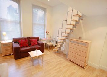Thumbnail 1 bed flat to rent in Stanwick Road, West Kensington