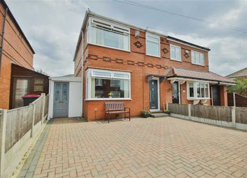 Thumbnail 3 bed semi-detached house for sale in Heys Close North, Wardley, Swinton, Manchester