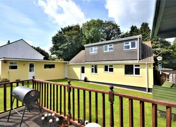 Thumbnail 4 bed detached bungalow for sale in Pengelly, Callington, Cornwall