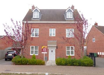 Thumbnail 5 bed detached house for sale in Milden Hall Way, Quedgeley, Gloucester