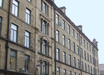 Thumbnail 2 bed flat for sale in Picadilly, Bradford