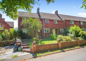 Thumbnail 3 bedroom end terrace house for sale in Highfields, Burwash, Etchingham, East Sussex