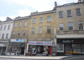 Thumbnail 3 bedroom flat to rent in Park Street, Bristol