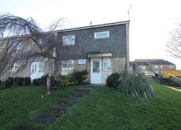 Thumbnail 3 bed end terrace house for sale in Vernon Close, Daventry
