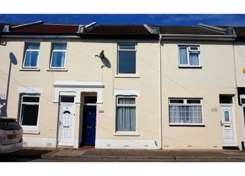 Thumbnail 3 bedroom terraced house for sale in Guildford Road, Portsmouth