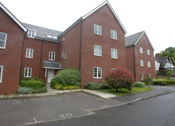Thumbnail 2 bed flat to rent in Hughes Croft, Bletchley