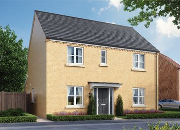 Thumbnail 4 bed detached house for sale in Kier At Elsea Park, Phase 5, Bourne