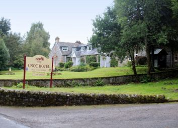 Hotel/guest house for sale in The Cnoc Hotel, By Beauly, Inverness-Shire IV4