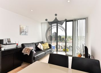 Thumbnail 1 bed flat to rent in Metro Apartments Central Square, Wembley