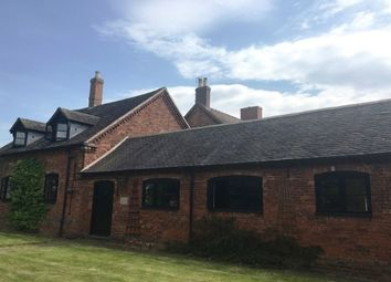 Thumbnail 4 bed barn conversion to rent in Old London Road, Lichfield