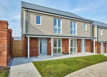 Thumbnail 2 bed semi-detached house for sale in Plot 141, Golding Road, Tunbridge Wells, Kent, Tunbridge Wells
