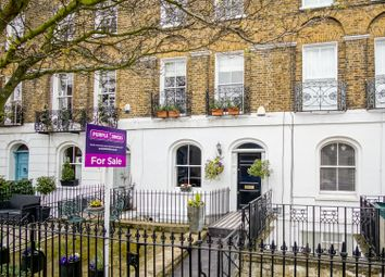Thumbnail 4 bed terraced house for sale in Cloudesley Road, Islington