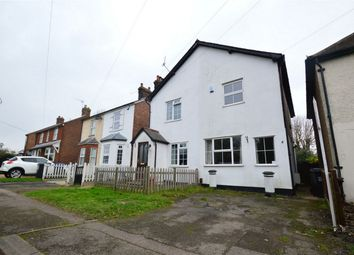 Thumbnail 2 bedroom cottage for sale in Sibthorpe Road, Welham Green, Hatfield, Hertfordshire