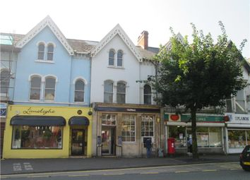 Thumbnail Retail premises for sale in 23, Uplands Crescent, Uplands, Swansea, Glamorgan, Wales
