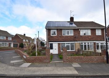 Thumbnail 3 bedroom semi-detached house for sale in Haslemere Drive, Barnes, Sunderland
