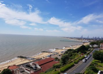 Thumbnail 2 bed flat for sale in Cliff House, Hamilton Gardens, Felixstowe