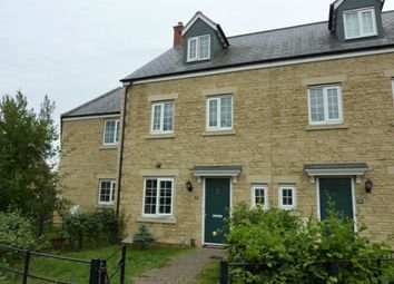Thumbnail 4 bed terraced house to rent in Ulysses Road, Swindon, Wiltshire