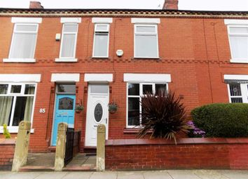 Thumbnail 2 bed terraced house for sale in Ash Road, Dane Bank, Denton Manchester