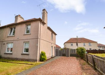 Thumbnail 1 bed flat for sale in White Avenue, Leven, Fife