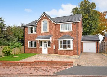 Thumbnail 4 bed detached house for sale in Dalefield Drive, Admaston, Telford
