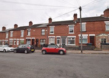 Thumbnail 2 bed terraced house to rent in Melbourne Road, Earlsdon, Coventry