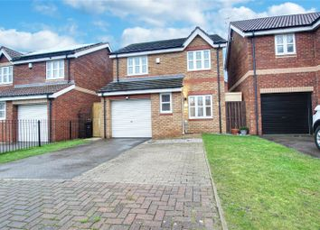 Thumbnail 3 bed detached house for sale in Honley Wood Close, Bransholme, Hull, East Yorkshire