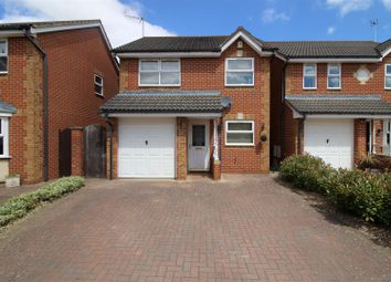 Thumbnail 3 bedroom detached house for sale in Darius Way, Abbey Meads, Swindon