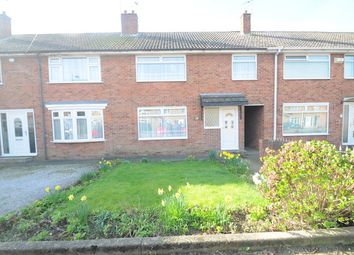 Thumbnail 3 bed terraced house for sale in Dunvegan Road, Hull