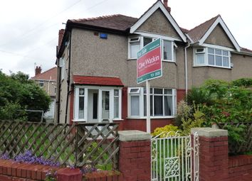 Thumbnail 3 bed semi-detached house for sale in South Parade, Crosby, Liverpool