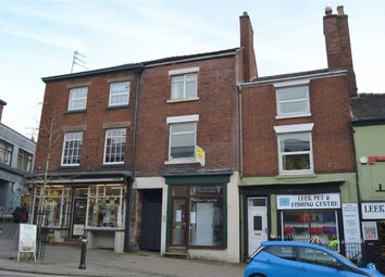 Thumbnail Retail premises for sale in St Edward Street, Leek, Staffordshire
