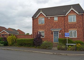 Thumbnail 4 bedroom detached house for sale in River Bank Close, Keadby, Scunthorpe