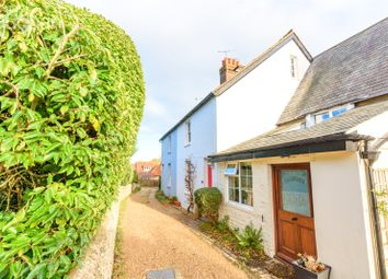 Bybles Lane, Rodmell, Lewes BN7. 3 bed terraced house for sale