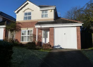 Thumbnail 3 bed detached house to rent in Racecourse Road, Mansfield