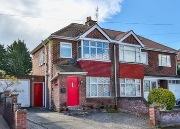 Thumbnail 3 bed semi-detached house for sale in Bailey Brook Road, Hereford