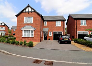 Thumbnail 4 bed property for sale in Oaks Close, Aston, Nantwich