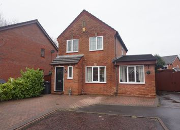 Thumbnail 4 bedroom detached house for sale in Leesands Close, Fulwood