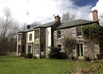 Thumbnail 6 bed detached house for sale in Biggar