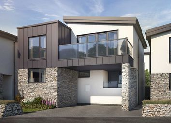 "Thumbnail 4 bed detached house for sale in ""The Penhale"" at Welway, Perranporth"
