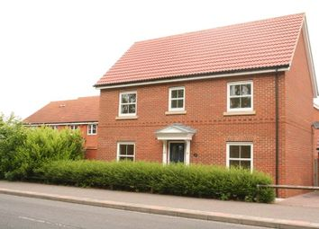 Thumbnail 4 bed detached house to rent in Windsor Park Gardens, Norwich