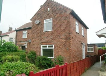 Thumbnail 2 bed semi-detached house for sale in The High Road, South Shields, South Shields