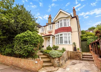 Home Park Road, London SW19. 4 bed semi-detached house for sale