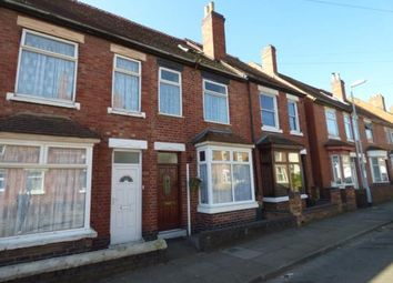 Thumbnail 2 bed terraced house for sale in Heath Street, Tamworth, Staffordshire