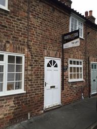 Thumbnail 2 bed terraced house to rent in Main Street, Cherry Burton, Beverley