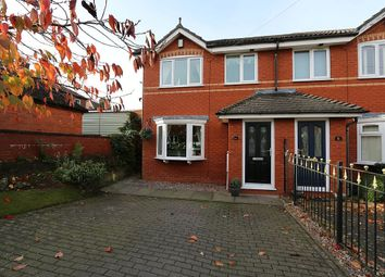 Thumbnail 3 bed semi-detached house for sale in Stevenage Drive, Macclesfield, Cheshire