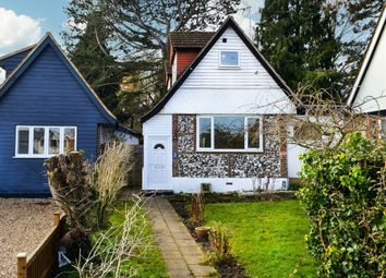 Thumbnail 2 bed detached house for sale in Church Crescent, Sawbridgeworth