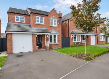 Thumbnail 3 bed detached house for sale in Powder Mill Road, Edgewater Park, Latchford