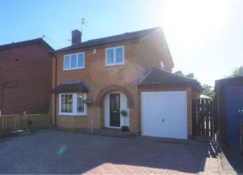Thumbnail 4 bed detached house for sale in Ingrams Way, Wigston Harcourt