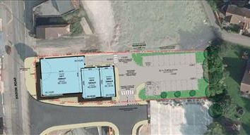 Thumbnail Land for sale in Station Road, Stainforth
