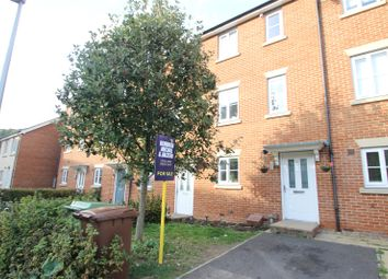 Thumbnail 4 bed terraced house for sale in Butlers Park Way, Strood, Kent