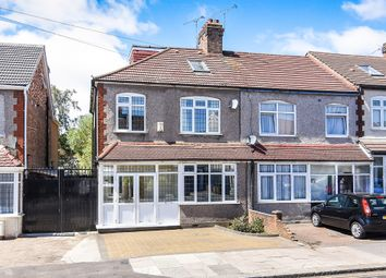 Thumbnail 4 bed end terrace house for sale in Chadwell Heath Lane, Chadwell Heath, Romford